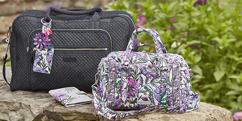Vera Bradley's Spring Travel Sale offers 25% off MacBook backpacks, duffel bags & more