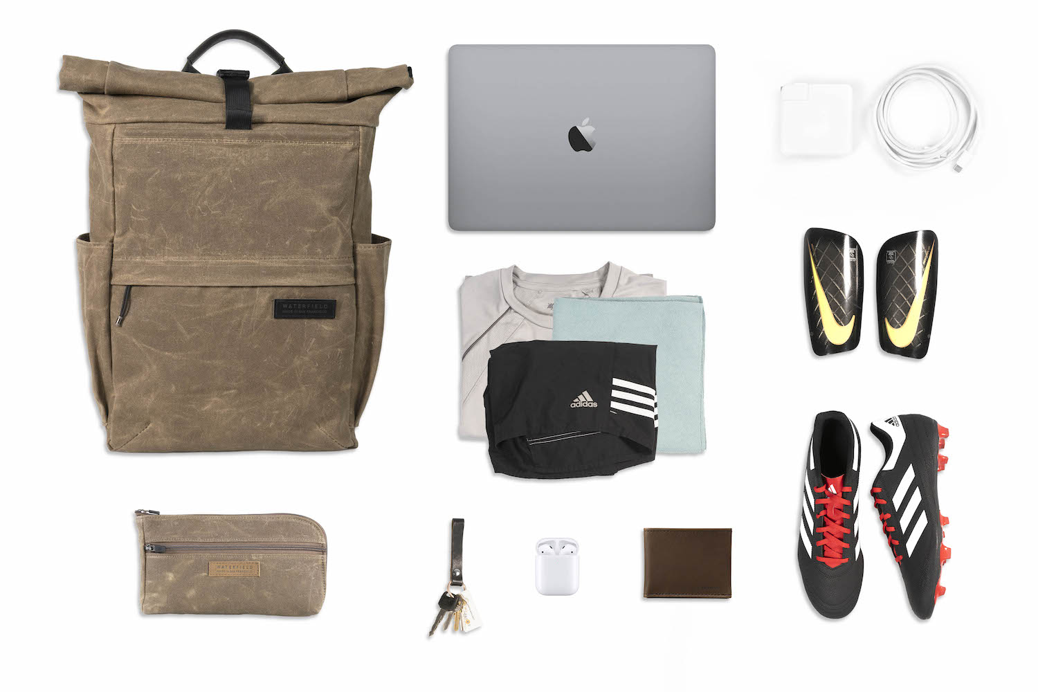 WaterField new canvas MacBook bag from work to play