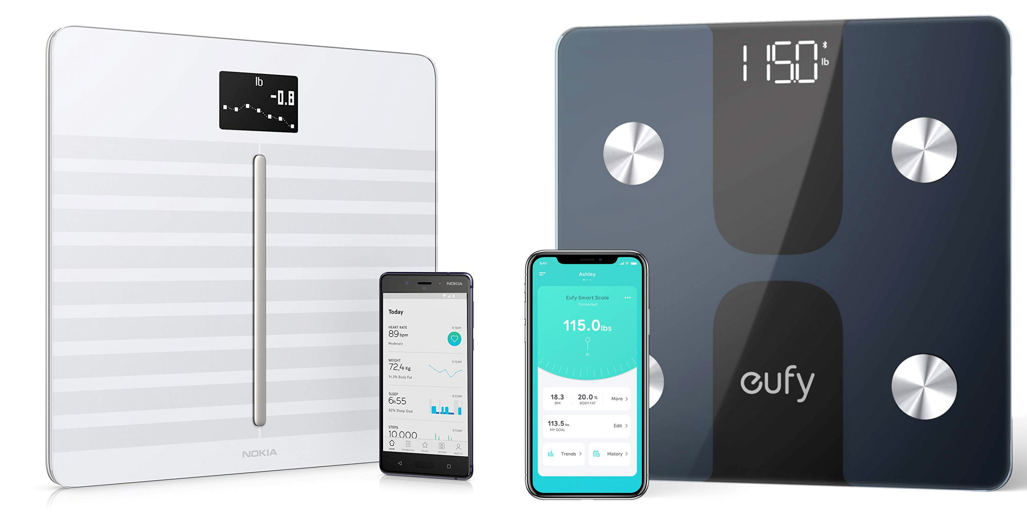 The Withings Body Cardio Wi-Fi Smart Scale syncs w/ HealthKit for $65 (Reg. $150), more from $25