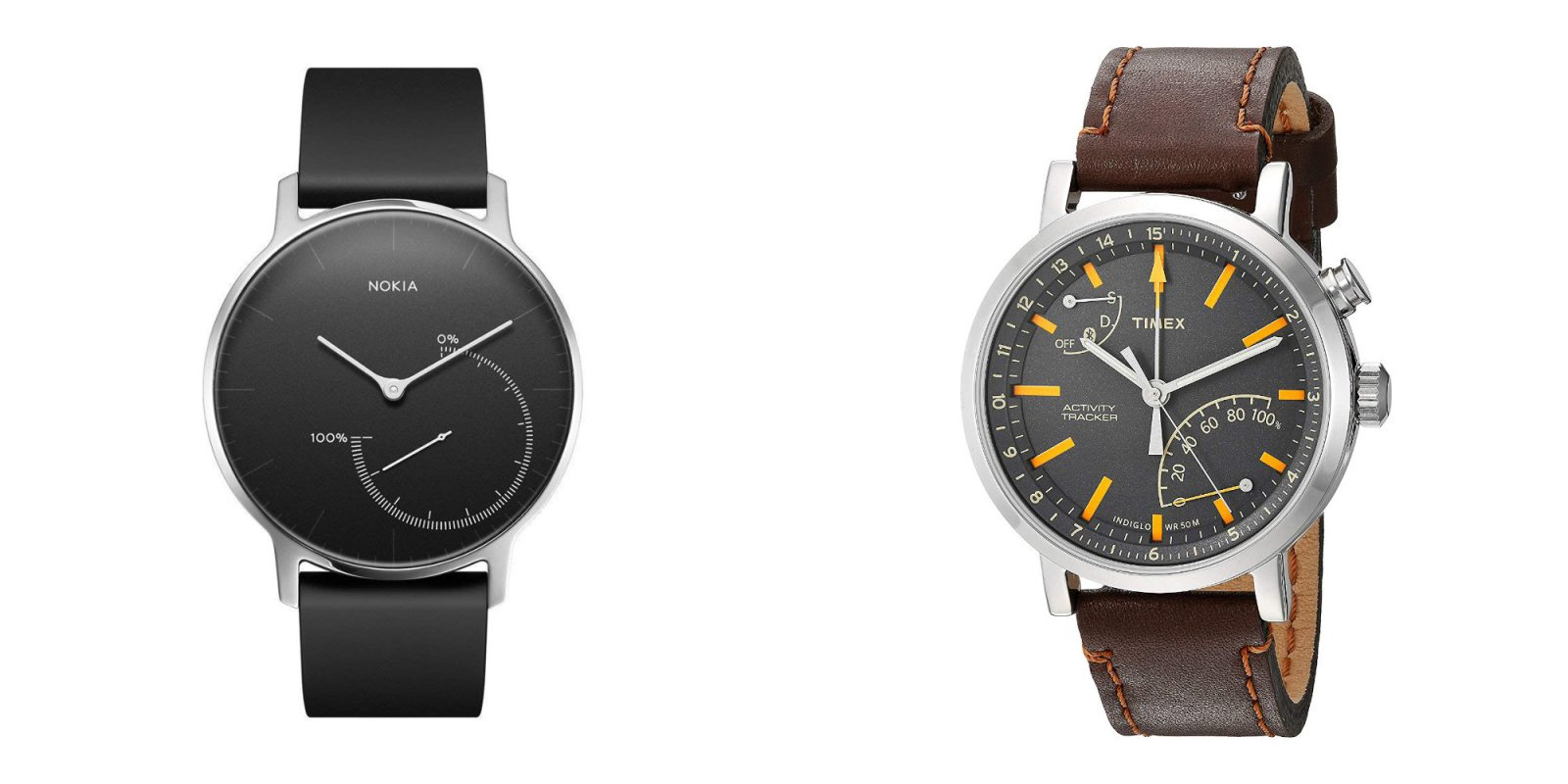 Nokia's Withings Steel Smartwatch Works W/ HealthKit For