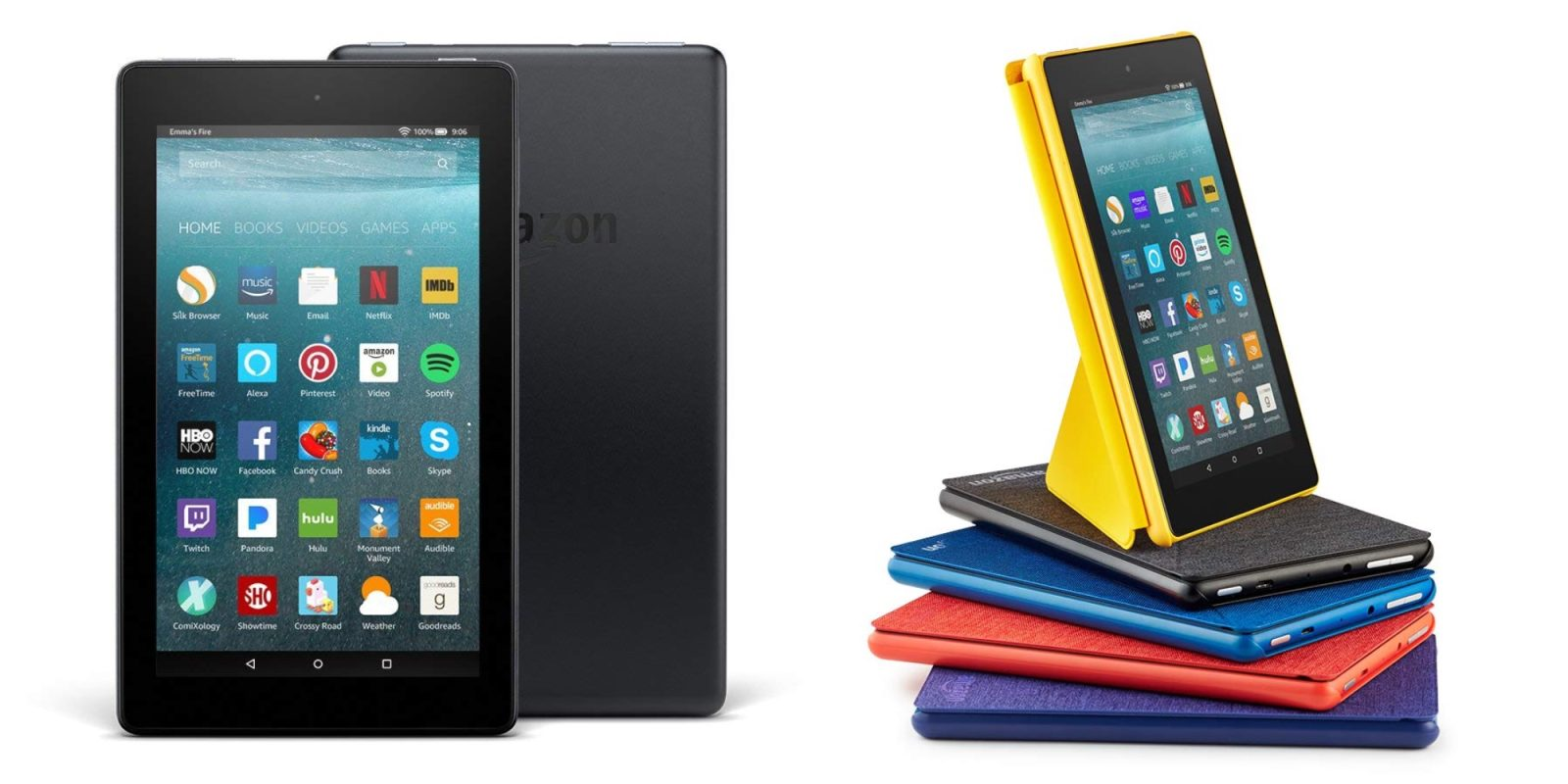 Amazon discounts previous gen. Fire 7 Tablet to $40 (20% off) ahead of new version's launch