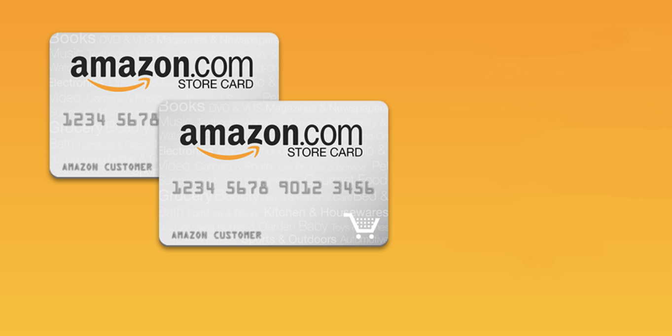 Amazon Store Card