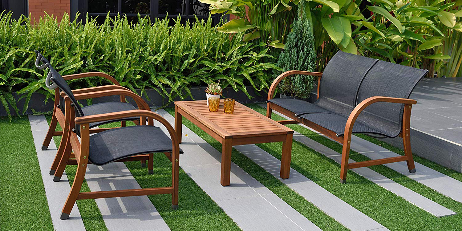 Amazon has outdoor furniture on sale from $140, today only in various styles