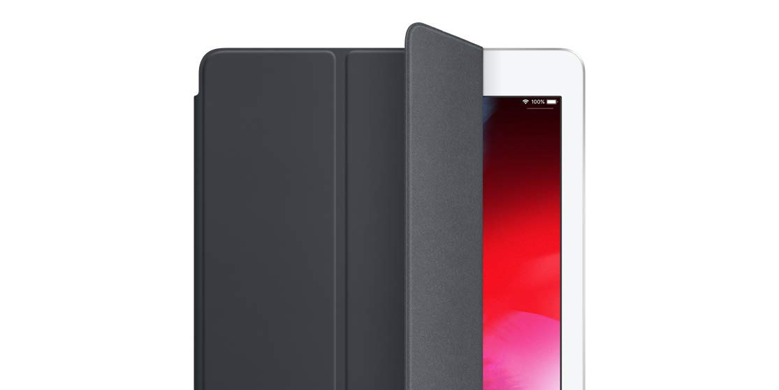 Wrap a 9.7-inch iPad in Apple's official Smart Cover from $23.50