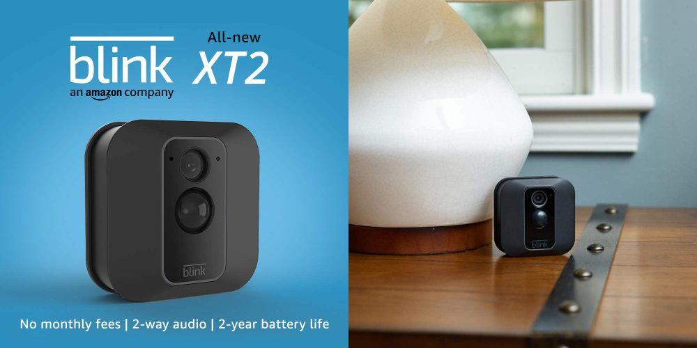 Blink Xt2 features