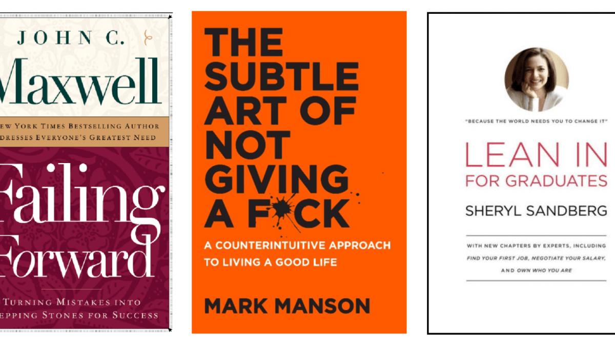 best books for new college graduates