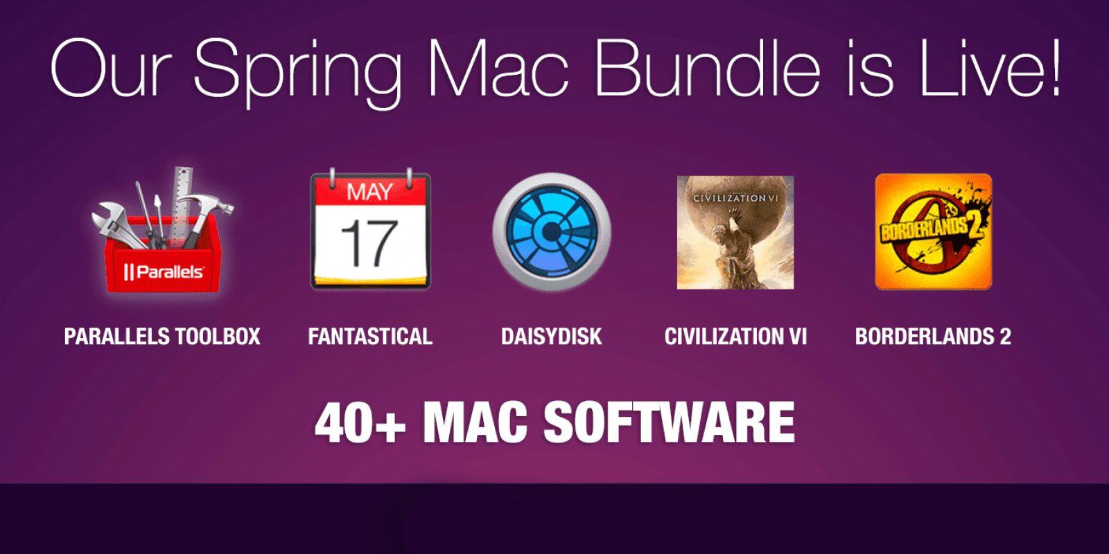 Latest BundleHunt Mac App bundle starts at $5: Fantastical 2