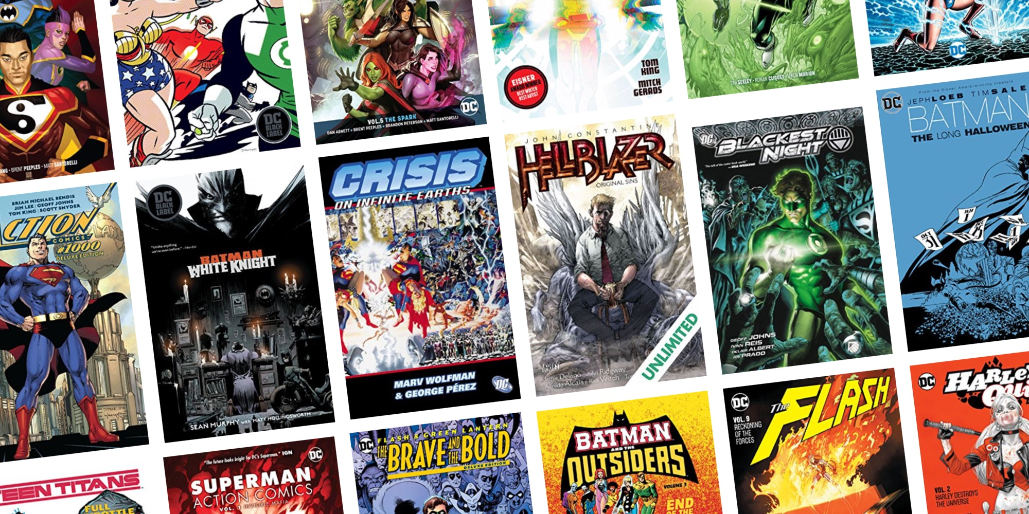 ComiXology's Memorial Day sale takes up to 85% off DC Comics graphic novels and issues from $1