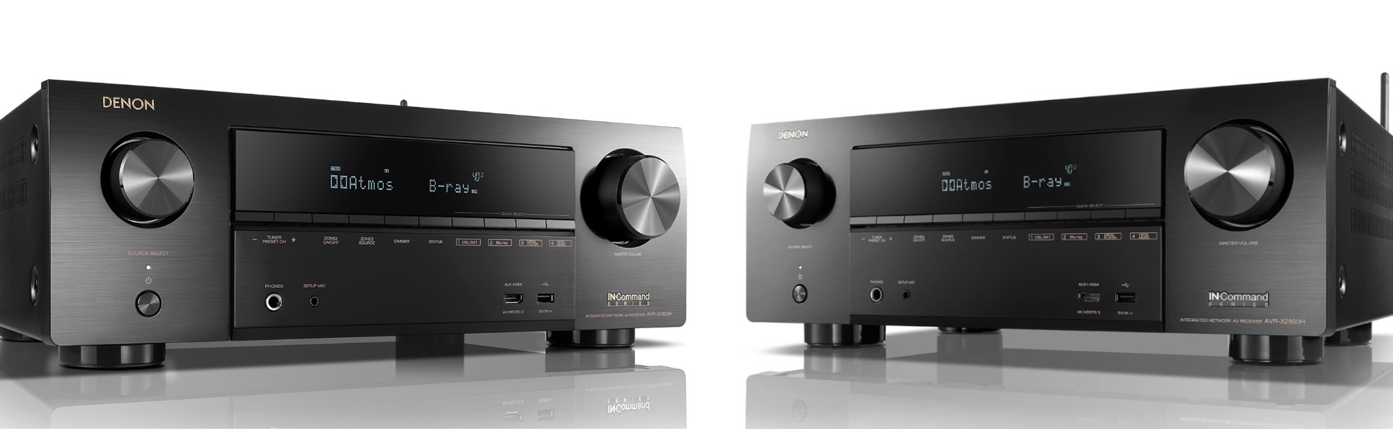 Denon X-Series AV Receivers