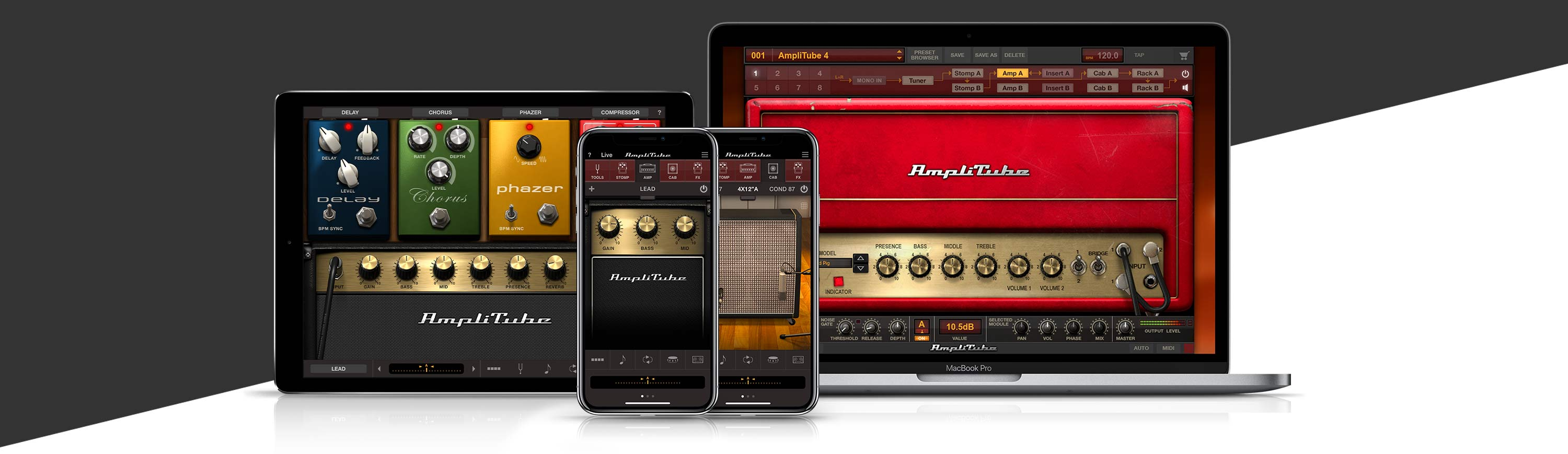 iRig Micro mini guitar amp apps