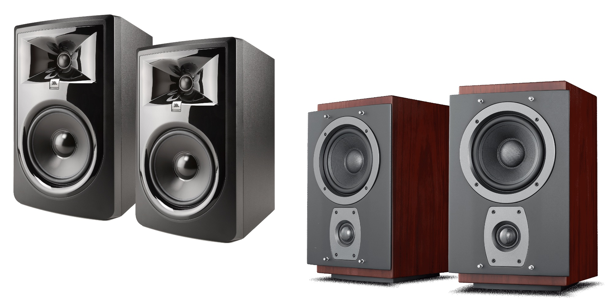 Save $80 on a pair of JBL's 306P 6-inch MkII Studio Monitors at $119 shipped, more