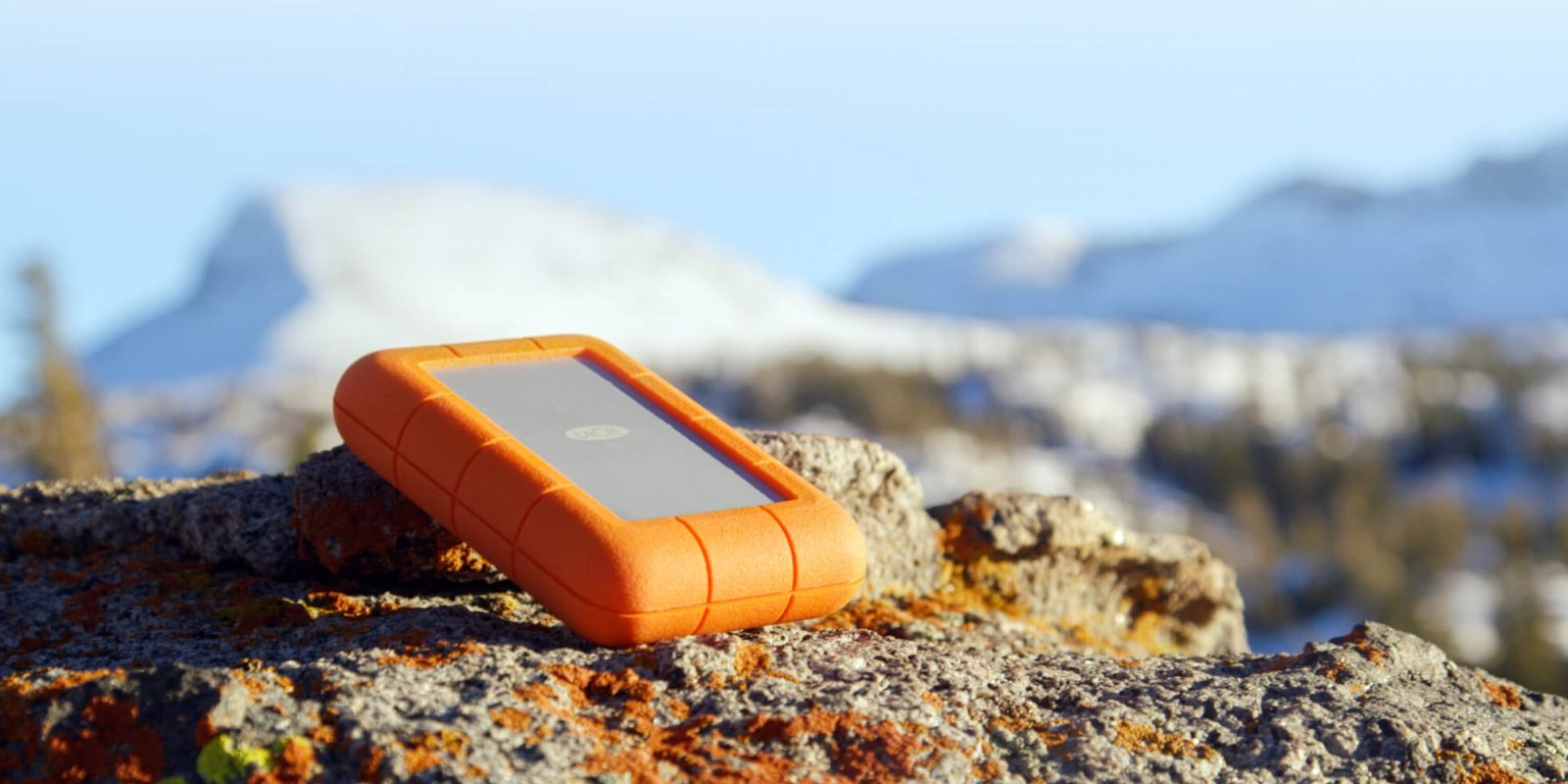 Arm Your Everyday Carry With Up To 25 Off Lacie Rugged Hard