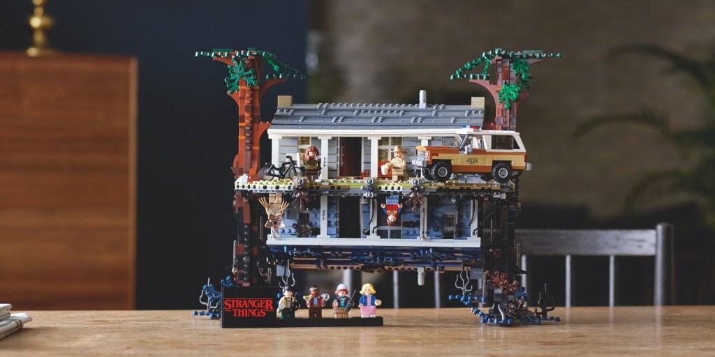 LEGO Stranger Things The Upside Down