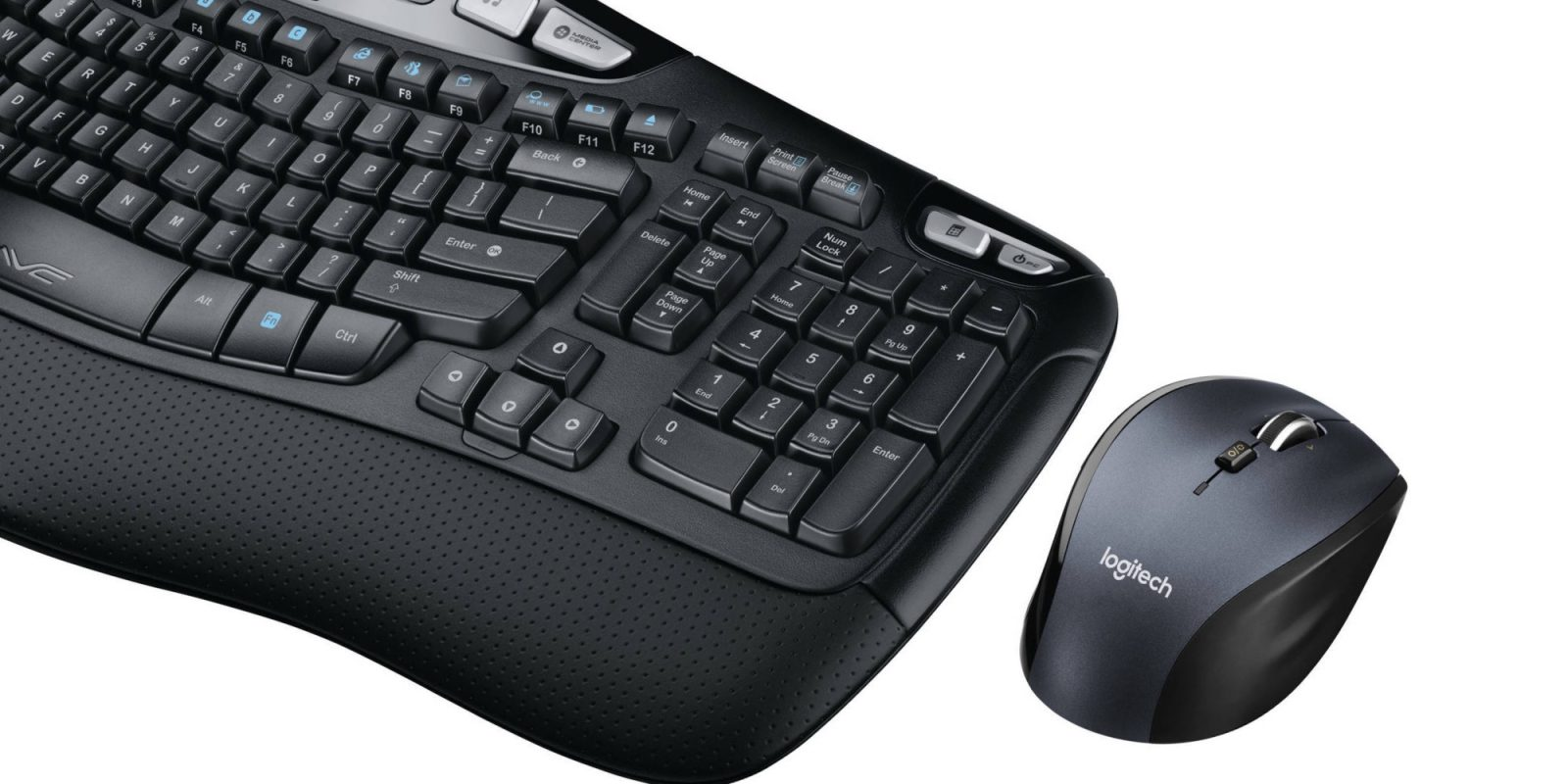31bd958a142 Ergonomic design highlights Logitech's Comfort Wave Keyboard and Mouse at  $35 (30% off)