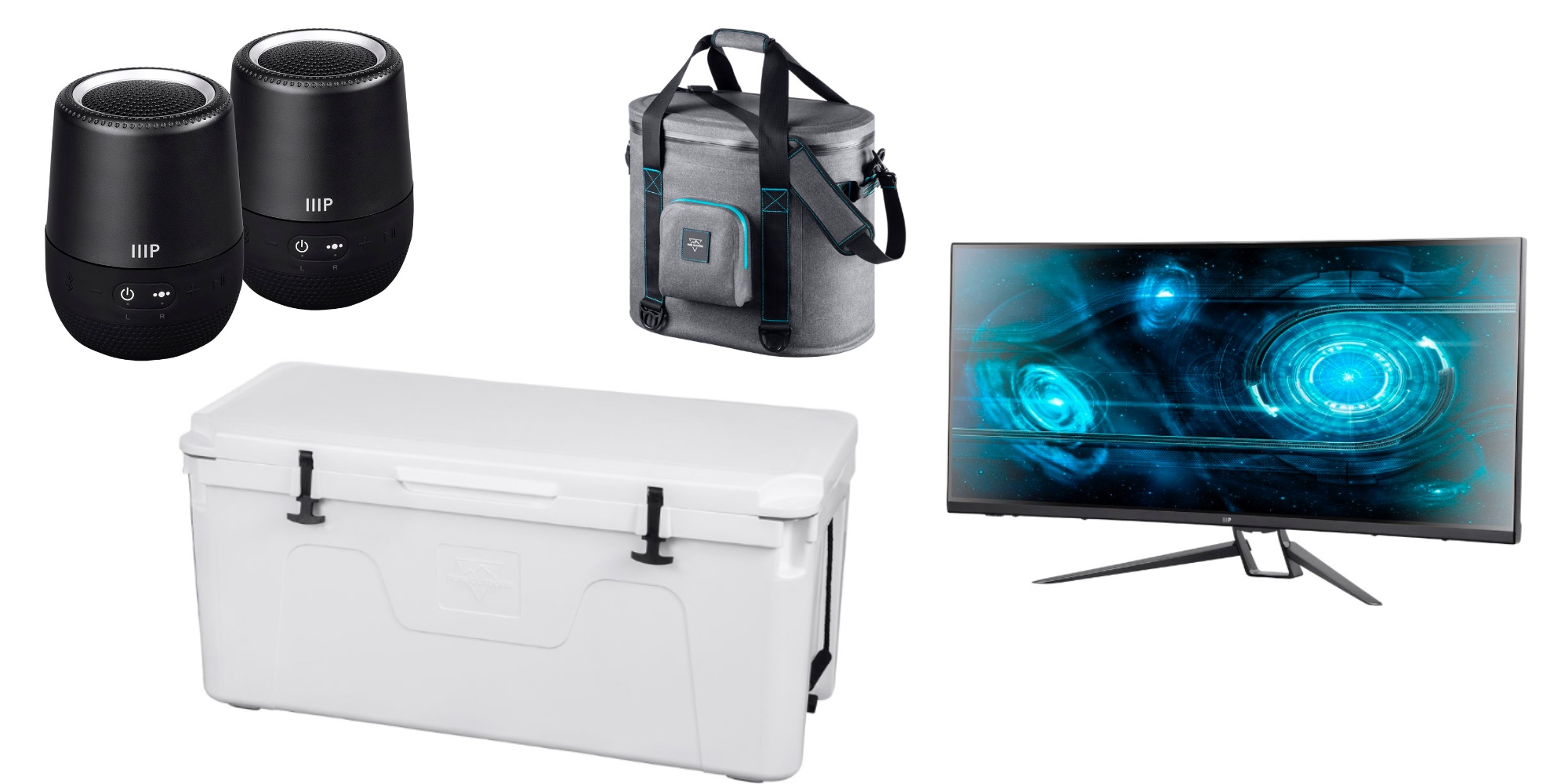 Take up to 55% off speakers, outdoor gear and more in Monoprice's Memorial Day sale