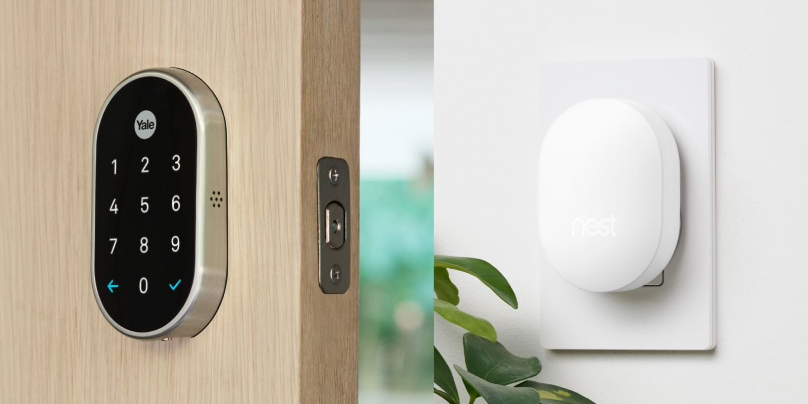 Arm Your Front Door With The Nest X Yale Smart Lock And