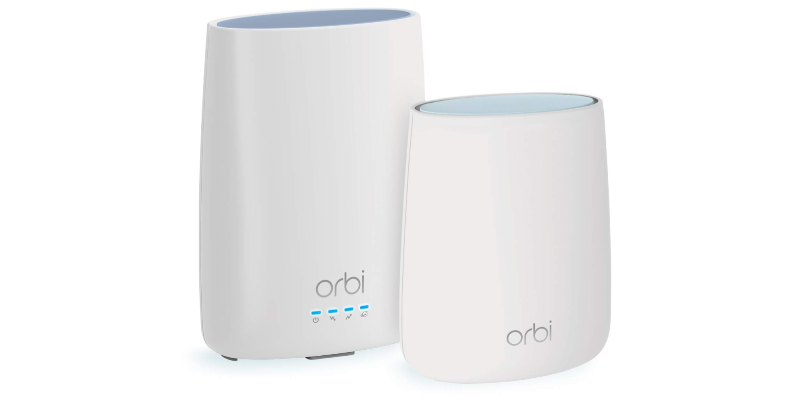 NETGEAR's Orbi Mesh 802.11ac System has a built-in DOCSIS 3.0 Modem at $310 ($90 off), more