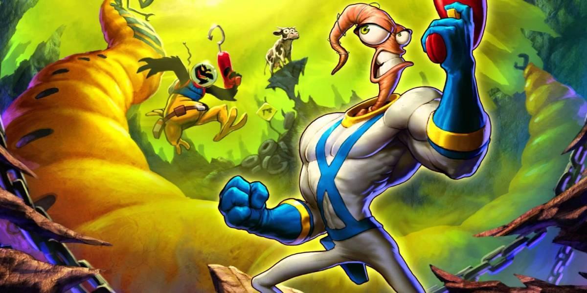 new Earthworm Jim game coming soon?