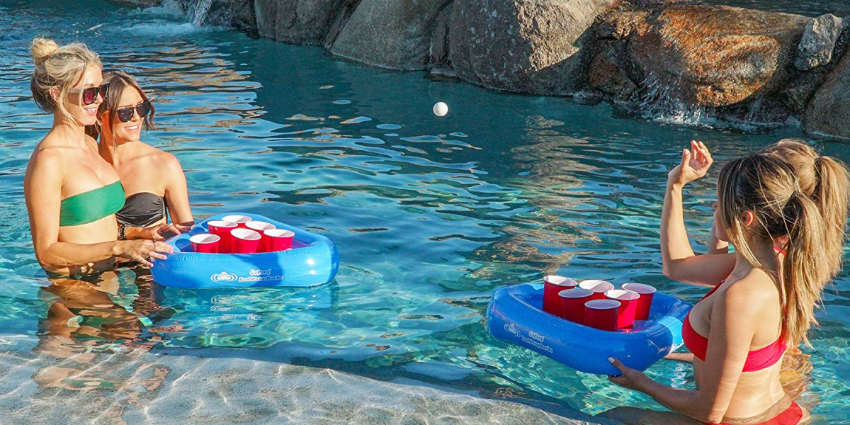 summer pool party items gopong pool pong