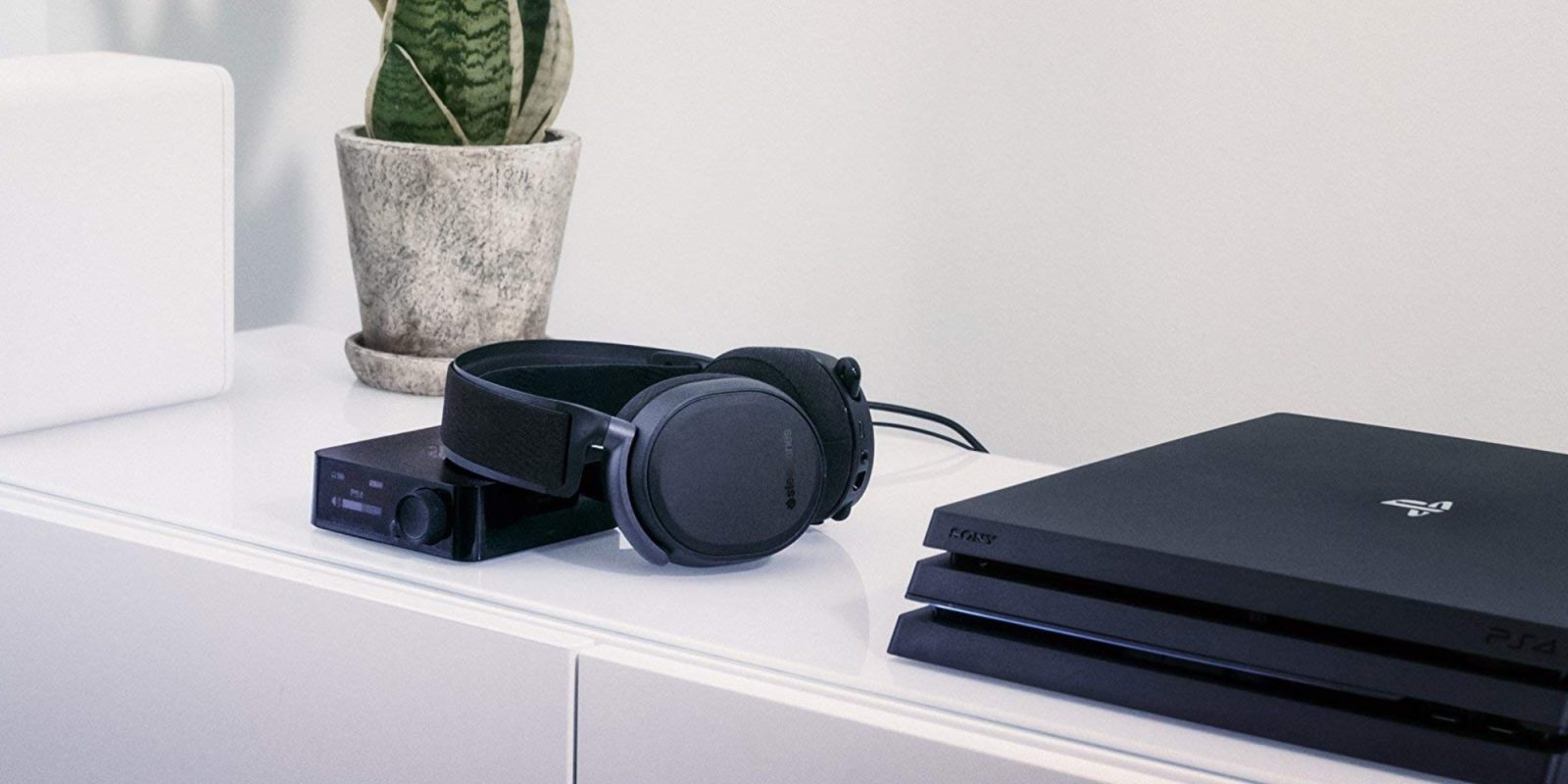 Pair your PS4 with SteelSeries' Arctis Pro Wireless Gaming