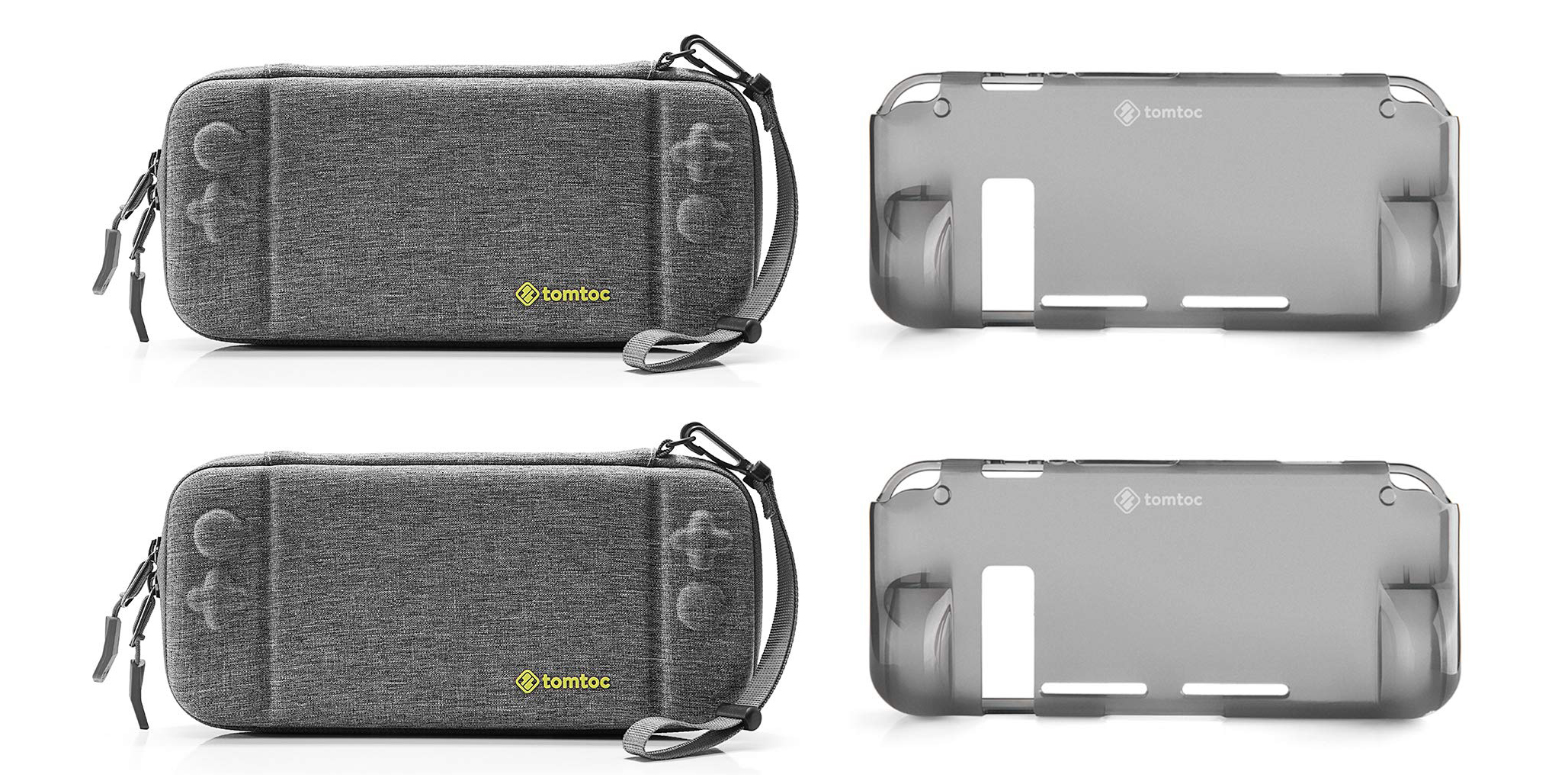 Safely tote your Nintendo Switch w/ this combo case and hard shell for $15.50 (Reg. $25)