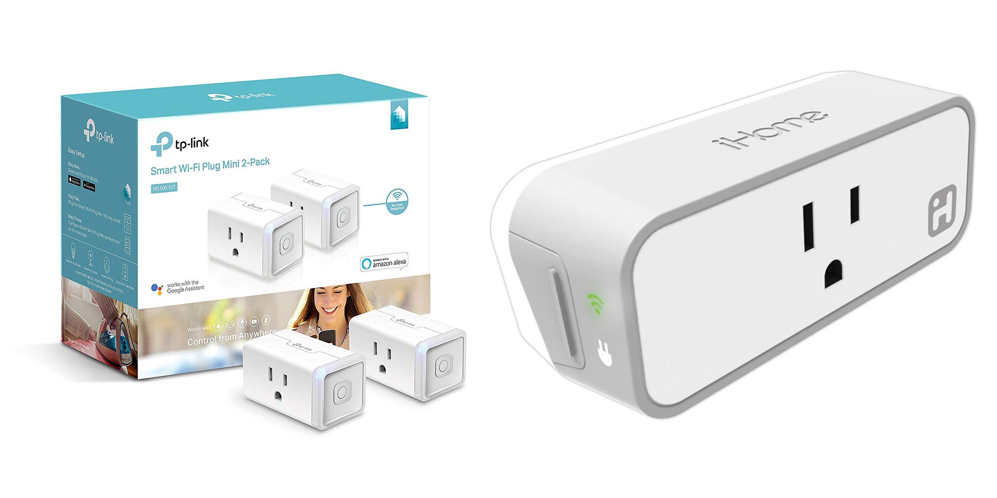 HomeKit, Alexa and Google Assistant smart plug deals from $18.50 via Amazon