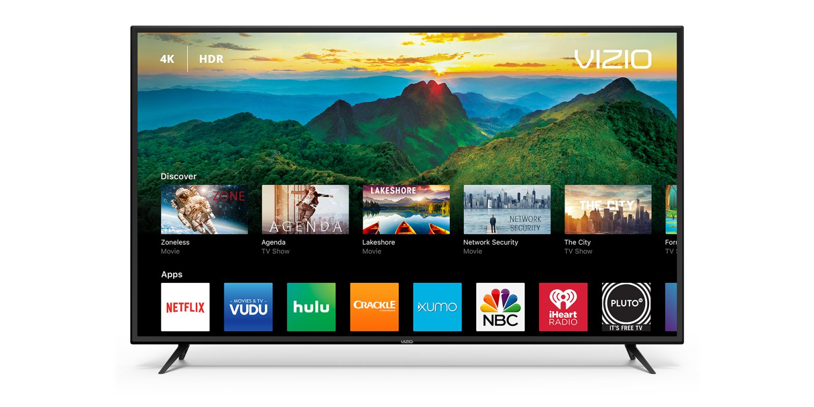 Chromecast support, 4K, HDR and more highlight this VIZIO 60-inch UHDTV, now $399 (Reg. $500)