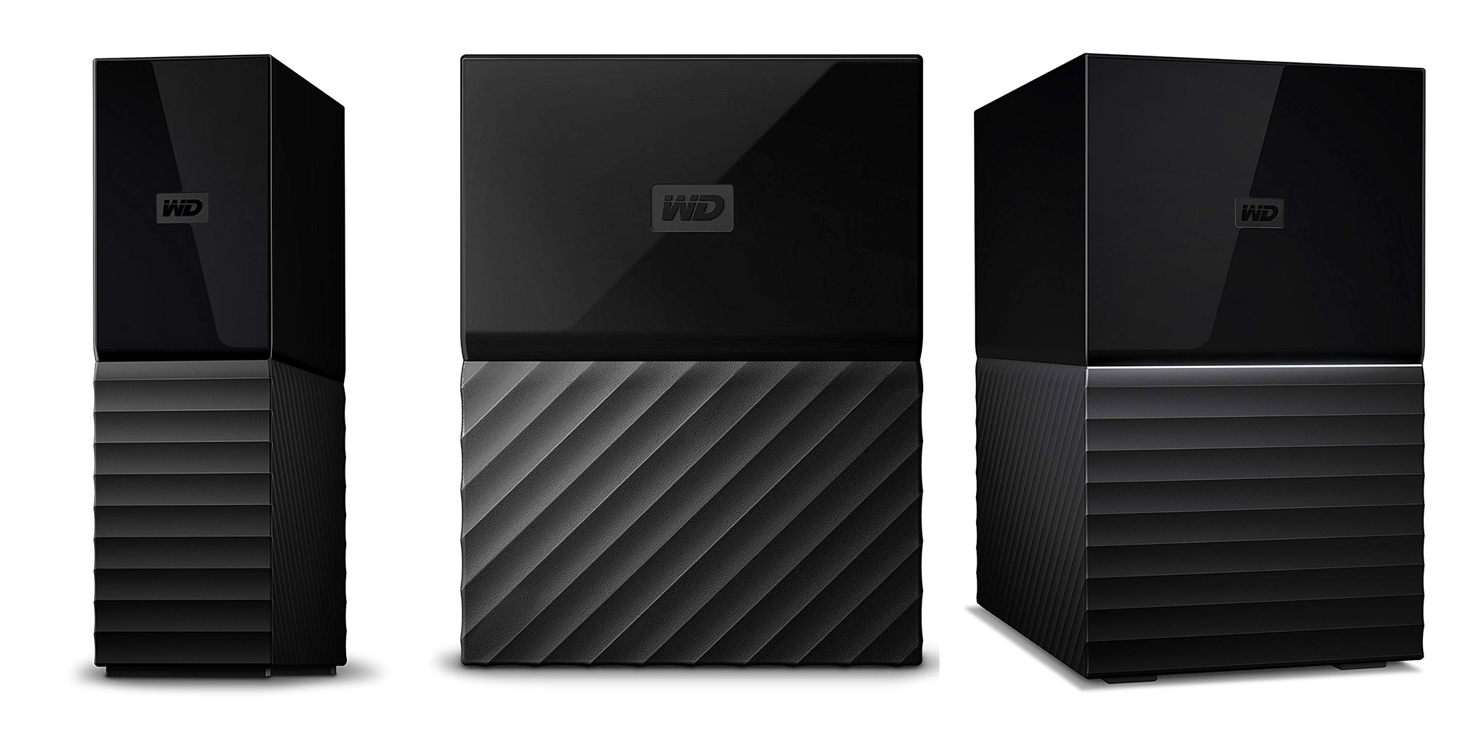 Amazon offers all-time lows on WD hard drives: 4TB portable $55, 10TB desktop $80, more