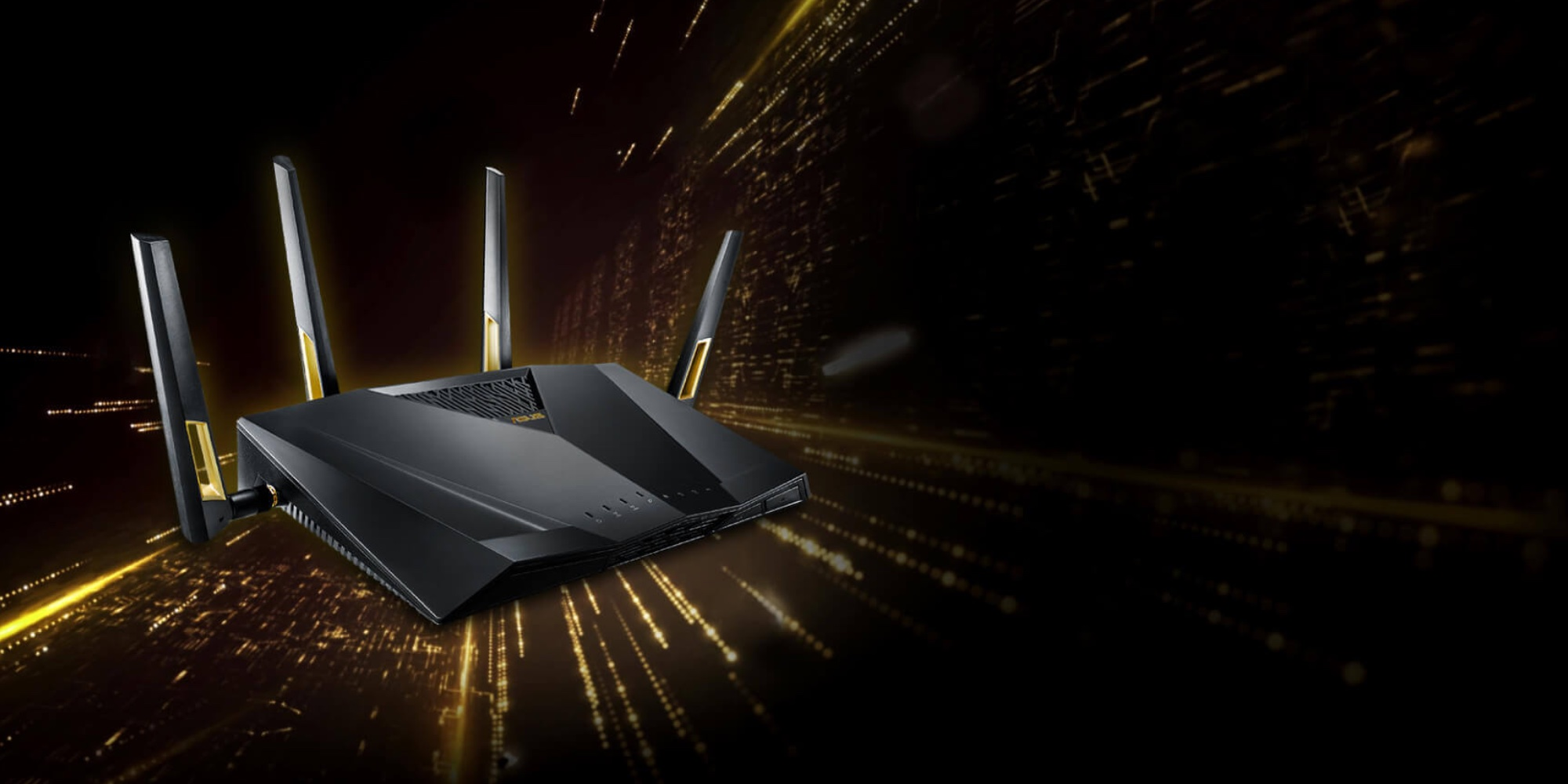 Make the switch to Wi-Fi 6 w/ this ASUS Dual-Band Router at an all-time low of $290 (Reg. $350), more