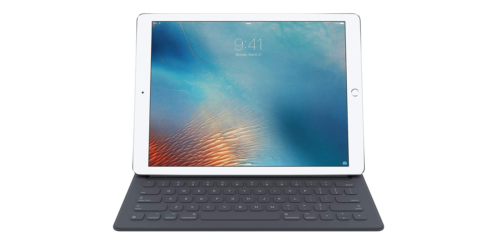 Pair your 9.7-inch iPad Pro with Apple's official keyboard: $60 (Orig. $149)