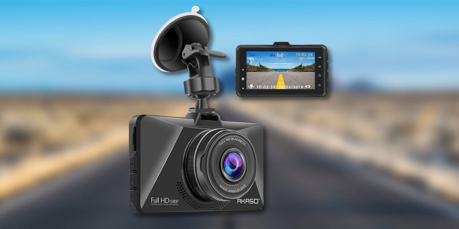 At $25, it's time to put a 1080p dash cam in your car (Save 40%)