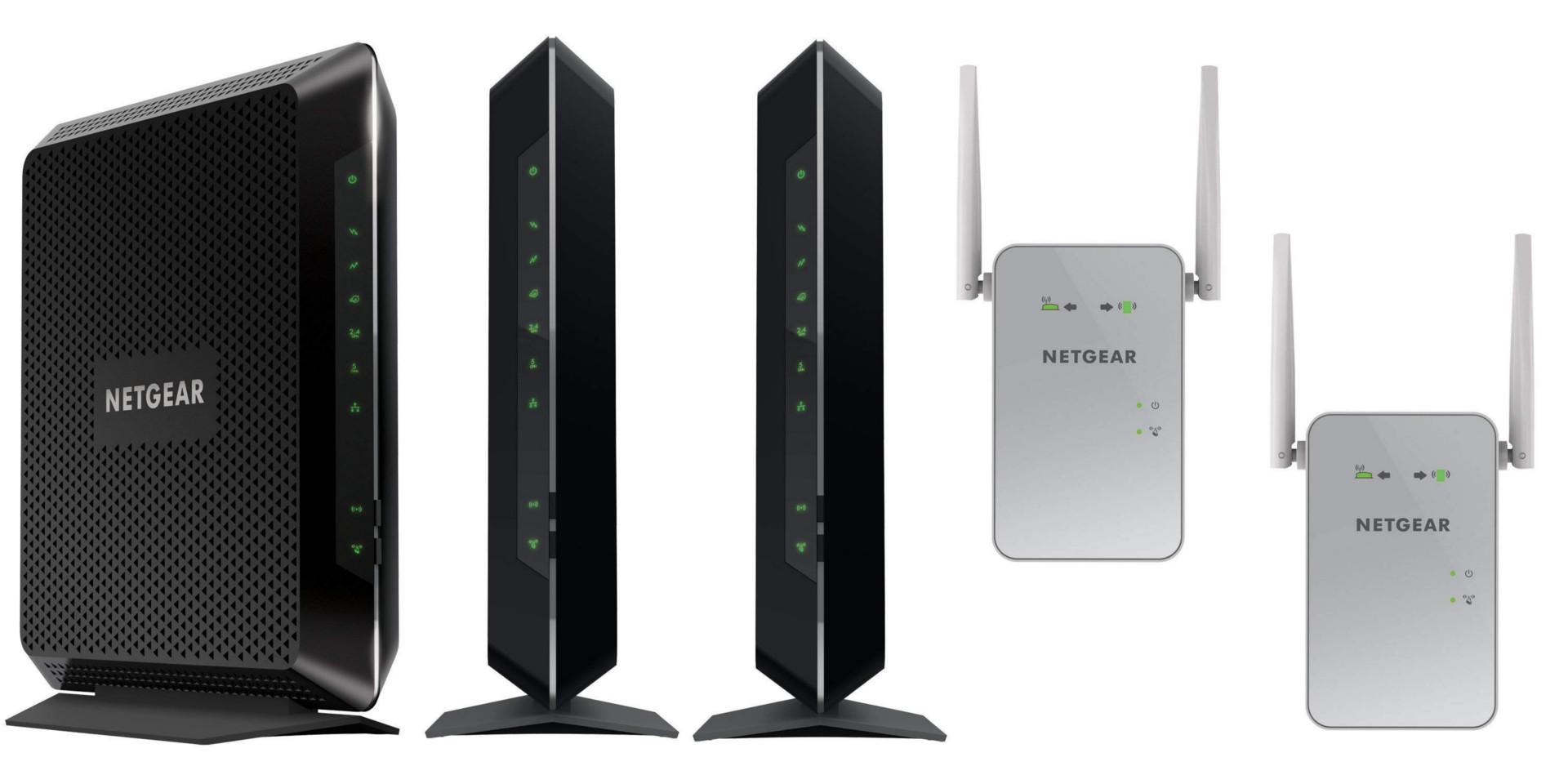 Amazon Refurb Netgear Modem Router Amp Extender Sale From