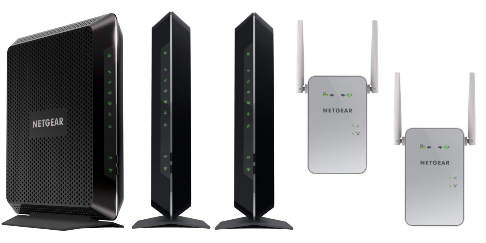 Amazon refurb NETGEAR modem router & extender sale from $40 (Up to $110 off)