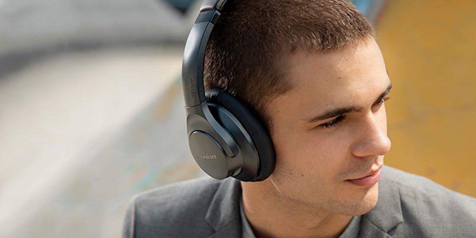 Cut noise w/ Anker's Soundcore 2 ANC Headphones: $50 (25% off