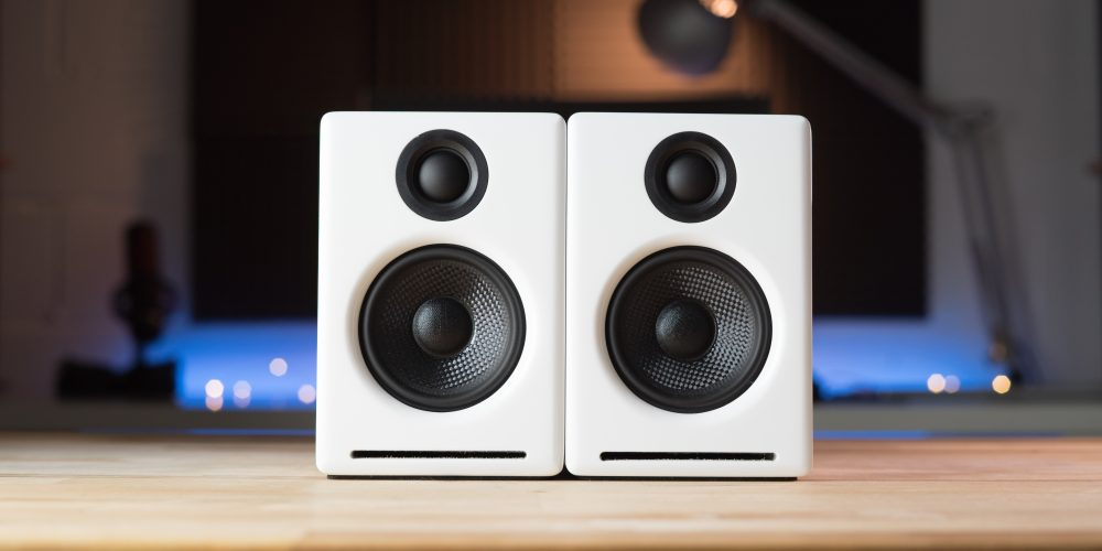 Audioengine A2+ Wireless front