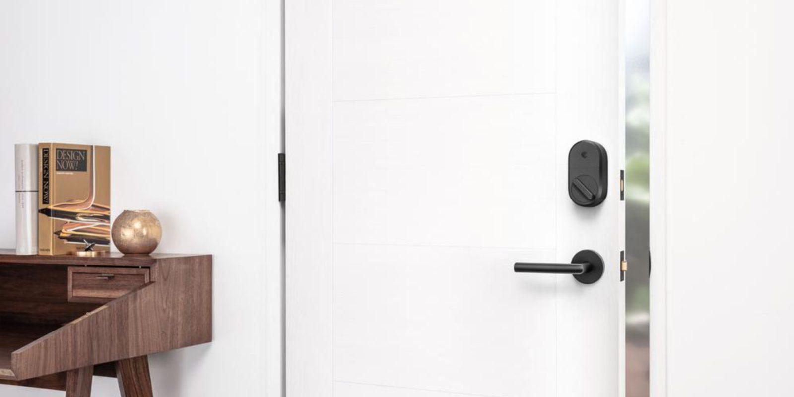 August's 3rd Generation Smart Door Lock drops to $105 (Reg. up to $150)