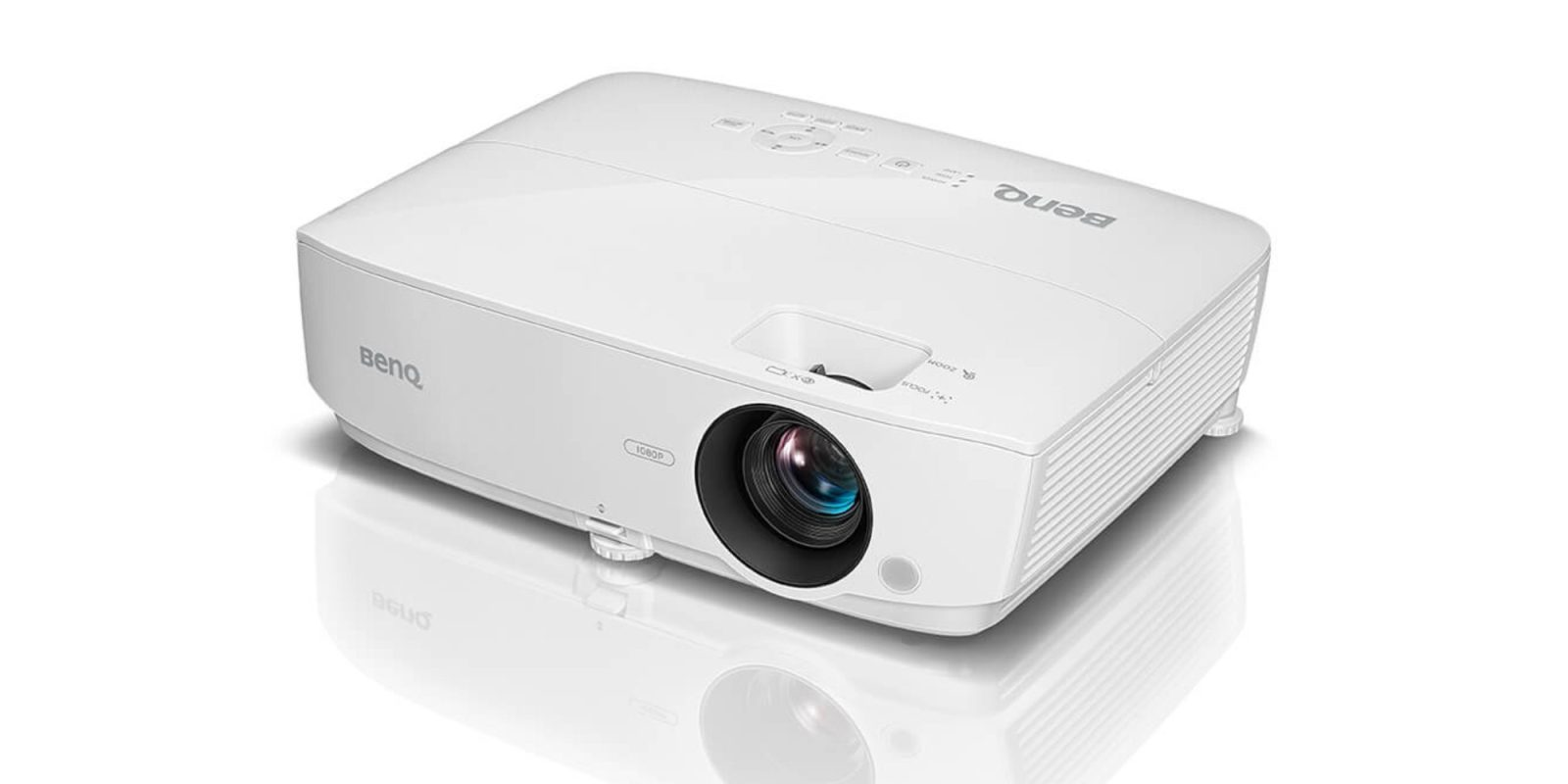 BenQ's $449 Projector creates a 120-inch Full HD display, has a 15,000-hour lamp, more (Save $100)