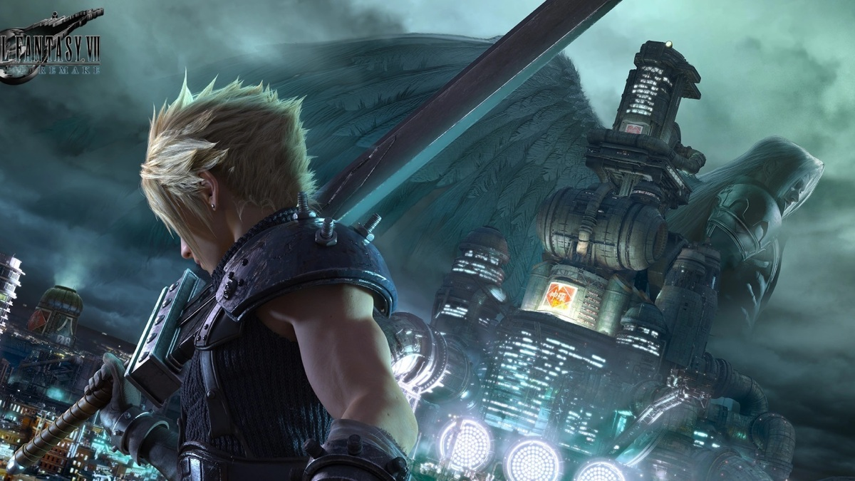 Best of E3 2019-Final Fantasy 7 Remake