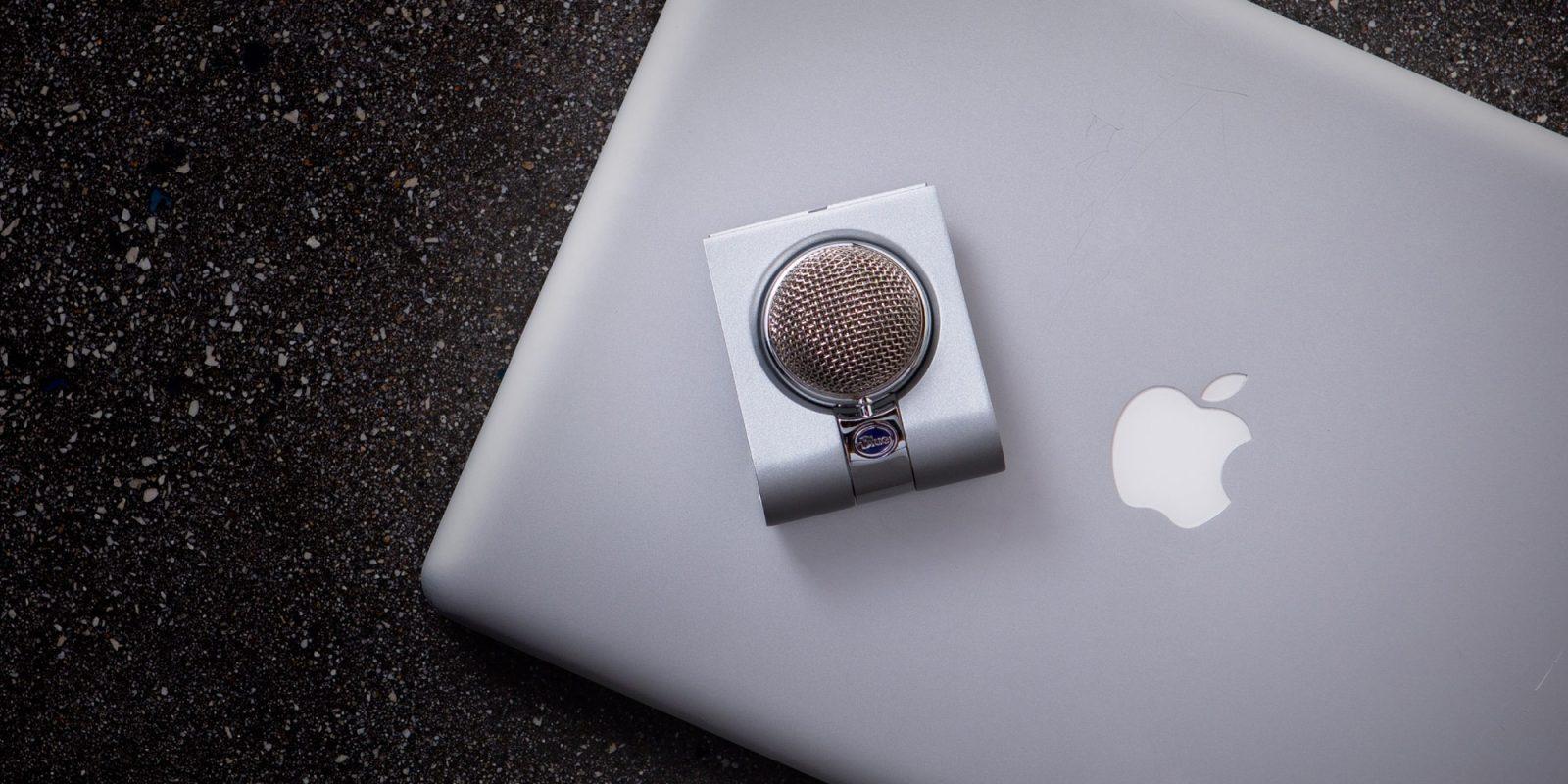 Blue's slim Snowflake USB Microphone easily fits in backpacks: $36 (Reg. $60)