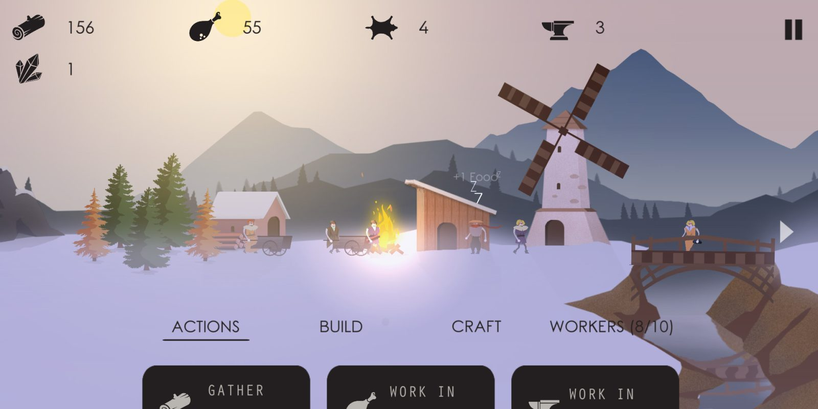 Survive the monsters of Bonfire Forsaken Lands, now just $2 on iOS (Reg. $4)