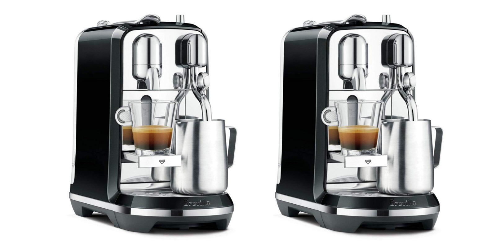 Add a Breville Single Serve Espresso Machine to your arsenal: $228 (Reg. $330)