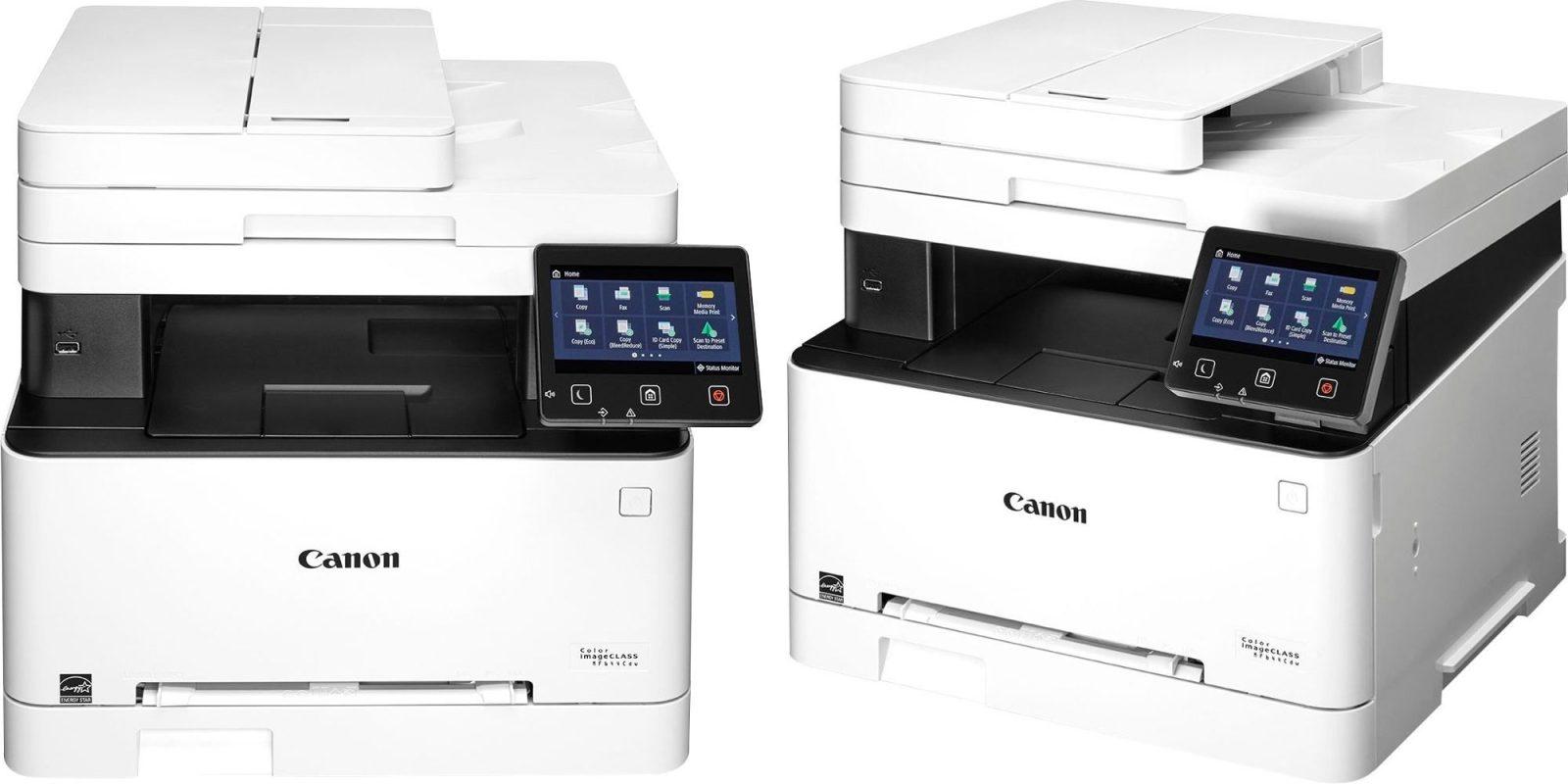 Canon's color laser AiO has AirPrint & Google Cloud Print for $225 (Reg. $300)