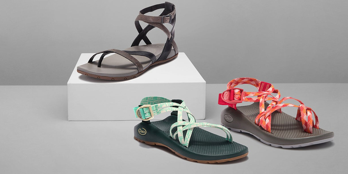 REI Outlet discounts Chaco sandals, boots and more at up to 55% off from $26