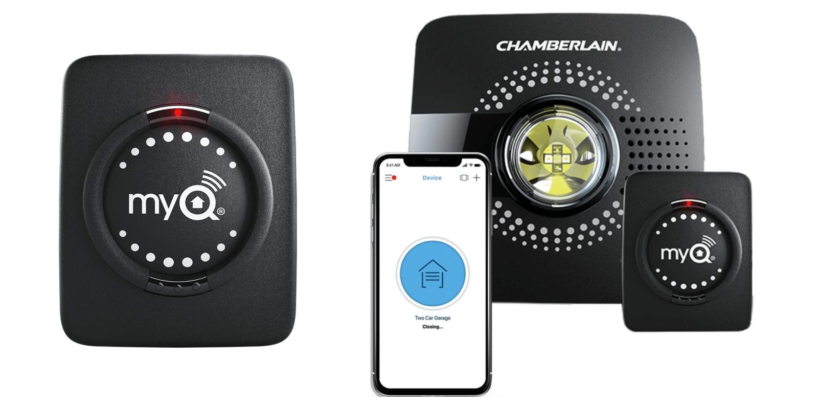 Alexa-fy your garage door w/ Chamberlain's $40 MyQ Smart Hub (50% off), more