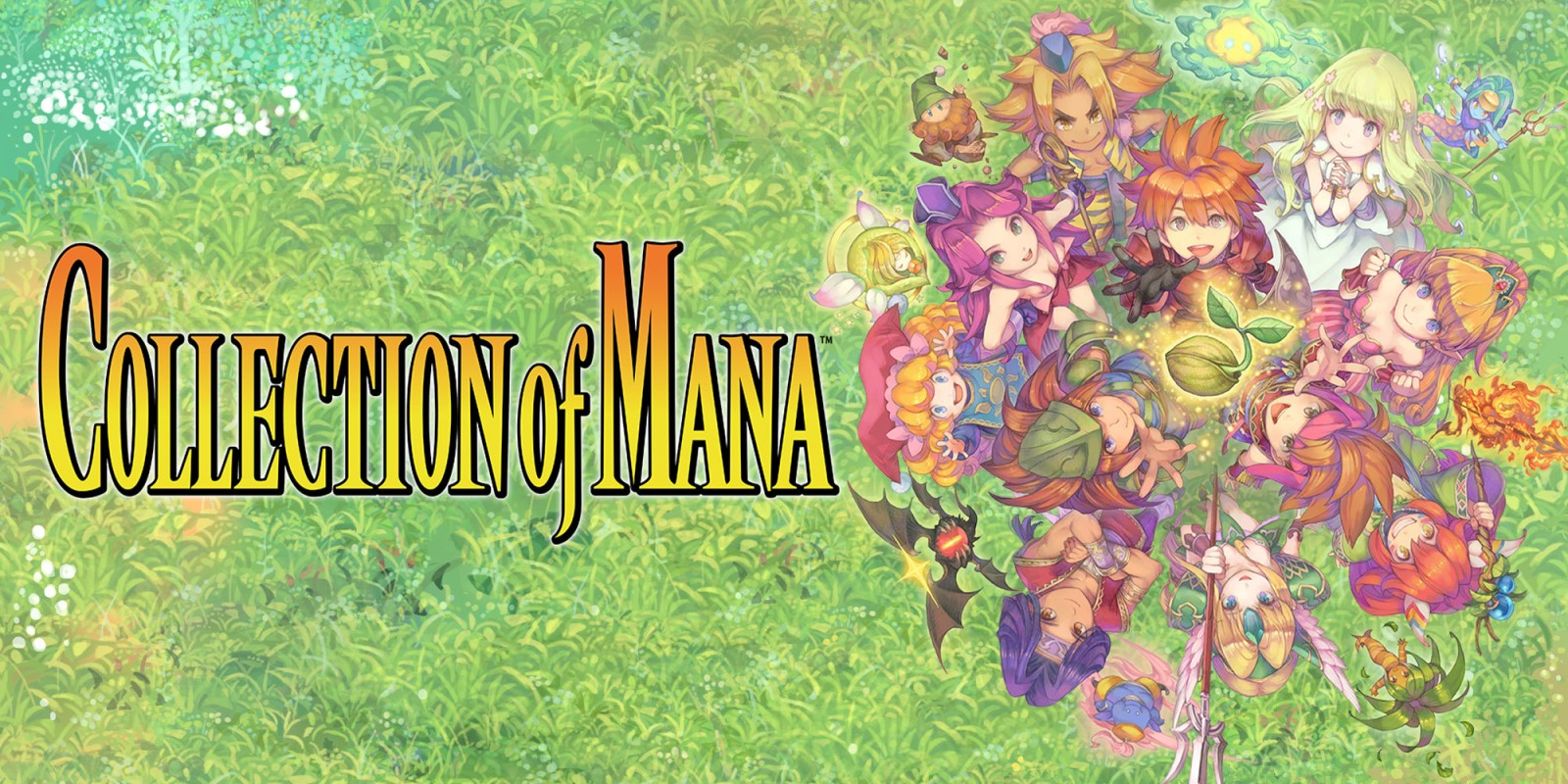 Collection of Mana - Out Now!