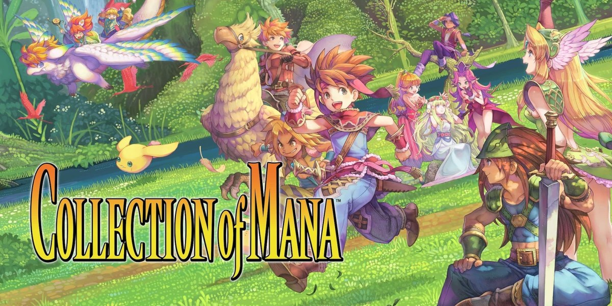 Collection of Mana details