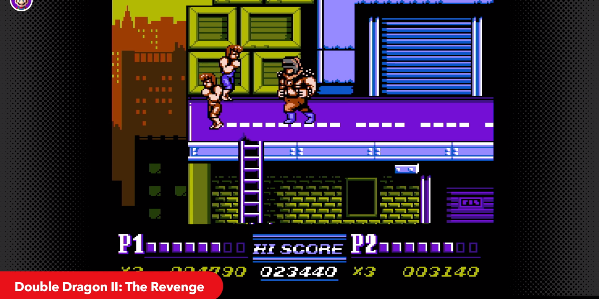 Double Dragon 2 More Comes To Nintendo Switch Online 9to5toys