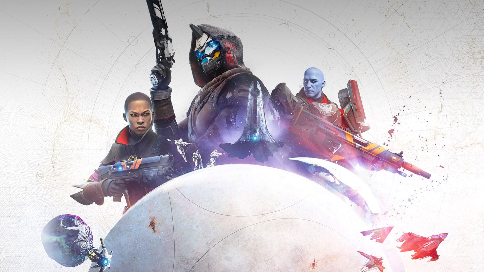 Destiny 2 New Light Will Be Free To Play On All Platforms 9to5toys