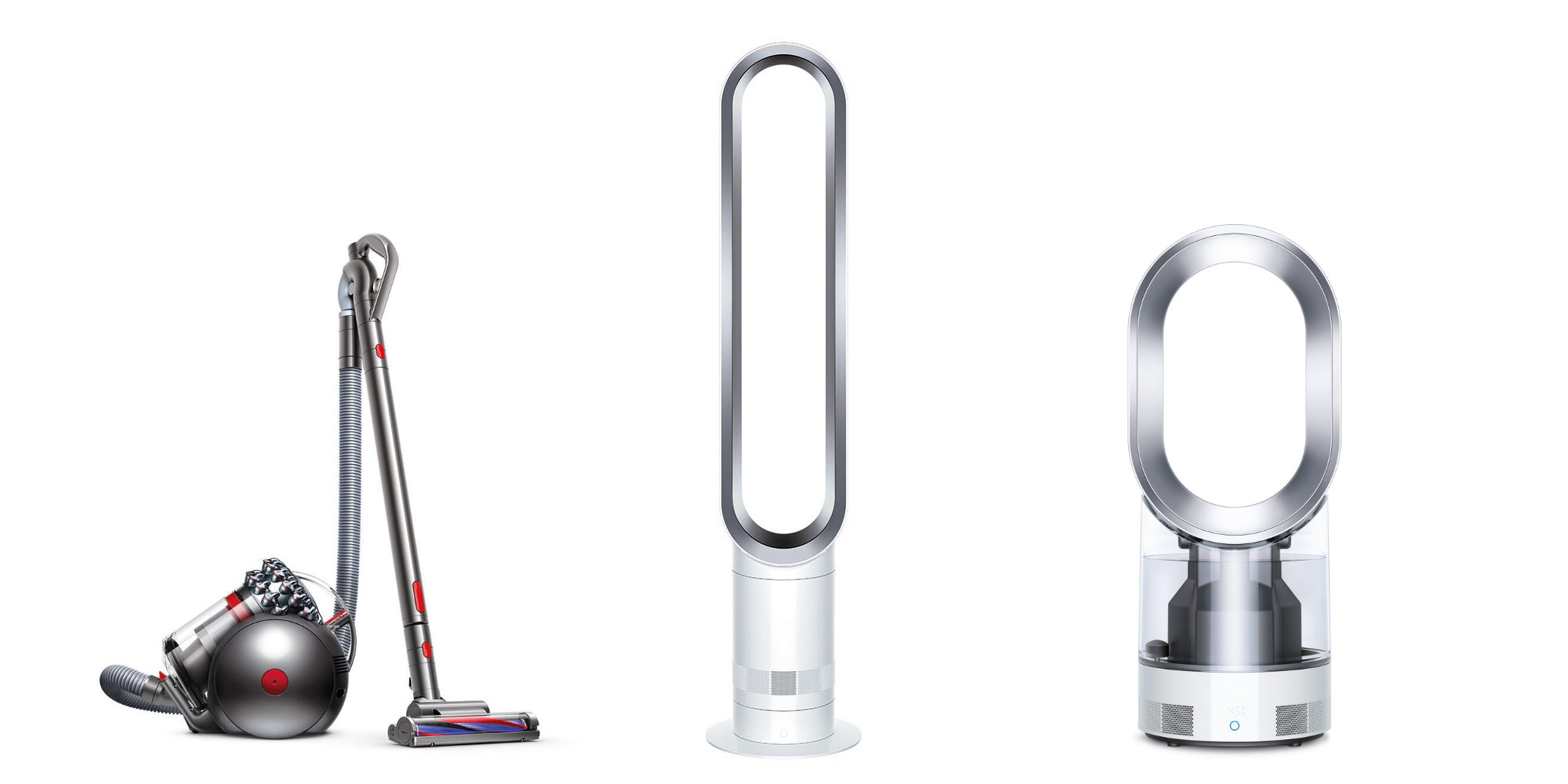 Various refurb Dyson fans and vacuums see new all-time lows, priced from just $88