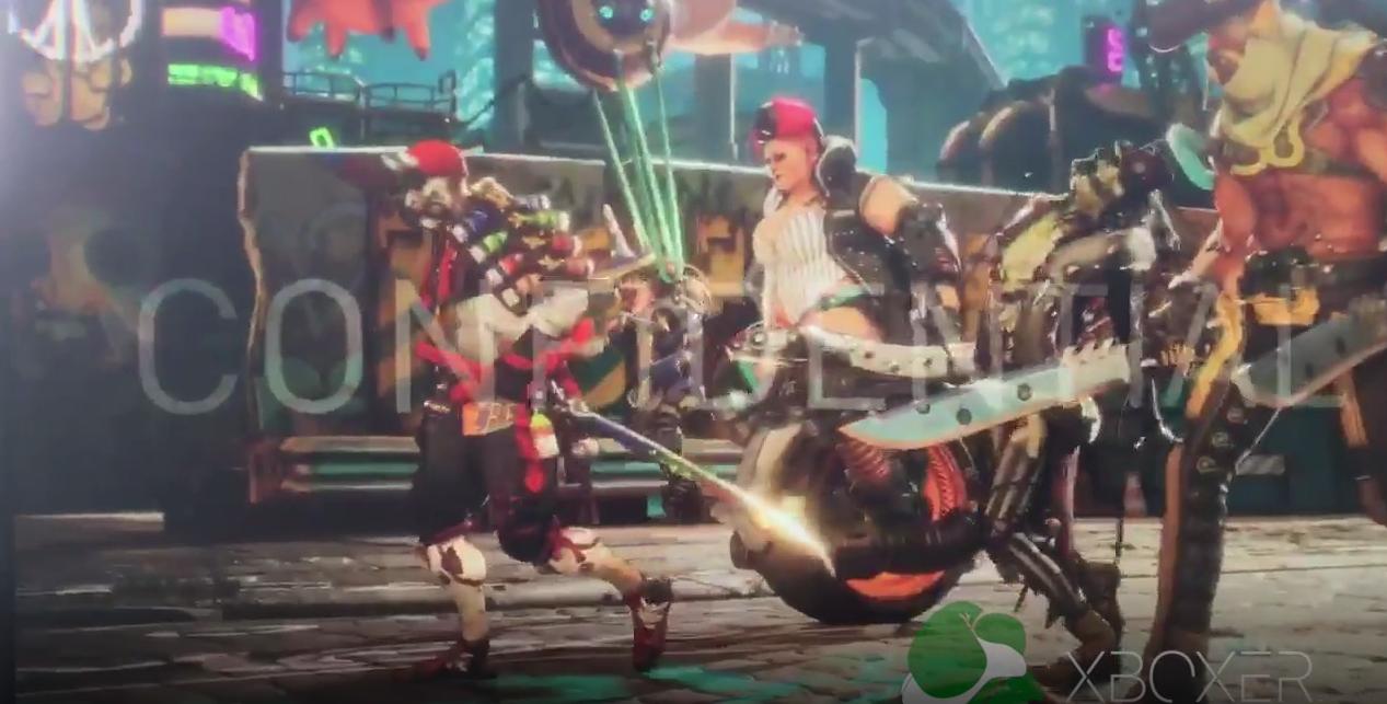 E3 2019 leak Bleeding Edge characters